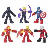 Playskool Marvel Super Hero Kit Esquadrão Da Selva Hasbro