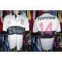Olímpia 1995 Camisa Titular Tamanho Gg Número 14.