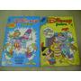 Disney Junior Coleção 17 Revistas Anos 80 Editora Abril
