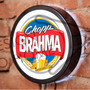 Luminoso / Luminária Parede Bar Com Led - Cerveja Brahma