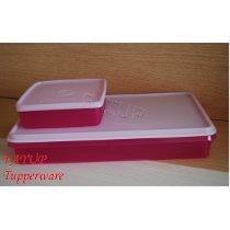 Tupperware - Refribox No 2 1.500ml E Arara 400ml