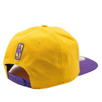 Boné New Era Snapback Original Fit Los Angeles Lakers Angry