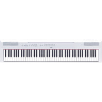 Piano Yamaha P115 Wh Branco Na Loja Cheiro De Musica !!
