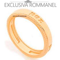 Rommanel Anel Com Descriçao Paz Ana Hickmann 512129