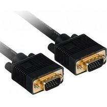 Plus Cable Cabo Vga 15m Com Filtro - Pc-mon15001