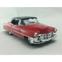 Miniatura Cadillac Eldorado 1953 Vermelho