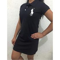 Promoção Kit 5 Vestido Feminino Polo Ralph Lauren Curto