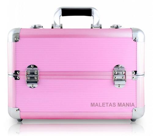 Comprar maleta grande kit maquiagem completa avon v rios - Maletas platinium ...