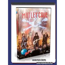 Dvd Show Mötley Crüe ,metallica,ministry Hd Rock In Rio 2015