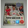 Fifa Soccer 11 Jogo Ps3   Futebol   Produto Original