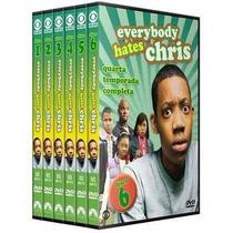 Box - Todo Mundo Odeia O Chris 1ª A 4ª Temporadas Dublado
