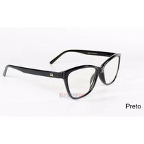 Armação Oculos De Grau Ana Hickmann 6197 Feminino Lançamento