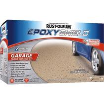 Tan Garage Piso Epóxi 251966