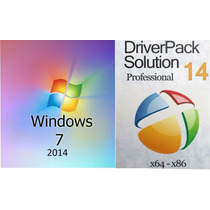 Windows 7 Todas As Versões 64x 32x + Pacote De Drives
