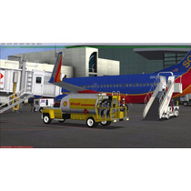 [fsx] Serviço De Pátio Para Aeroporto Para Fsx
