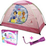 Barraca De Camping Infantil Princesas Disney +lanterna