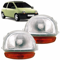 Par Farol Renault Twingo 94 95 96 97 98 Pisca Ambar