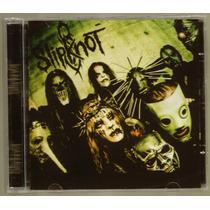 Slipknot Cd Novo E Lacrado
