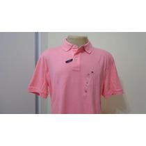 Camisa Polo Tommy Hilfiger Tam Gg Cor Rosa Original