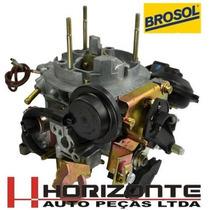 Carburador 2e Escort Pampa Ap 1.8 À Gasolina Solex Brosol