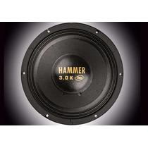 Kit Reparo Do Alto Falante E 12 Hammer 3.0k - 4 Ohms