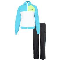 Agasalho Conjunto Feminino Nike Com Capuz City Original