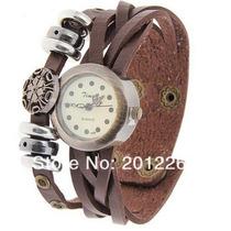 Relógio De Pulso Bracelete Feminino Pulseira De Couro