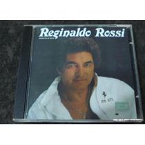 Reginaldo Rossi - Cd - Momentos De Amor - Raridade !!!!