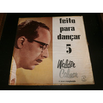 Lp Waldir Calmon - Feito Para Dançar 5, Disco Vinil