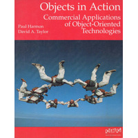 Objects In Action Coomercial Applications Of Object-oriented