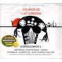 Cd 100 Anos De Luiz Gonzaga Part. Genival Lacerda Marinês