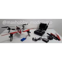 Drone Quadricóptero Wltoys Q212 G Fpv Completo 720mp Câmera