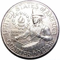 Moeda Rara Antiga - Bi Centenário Americano - 1776 -1976