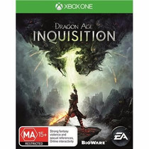 Dragon Age - Inquisition - Xbox One Jogo Original Lacrado