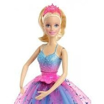 Boneca Barbie Bailarina Piruetas Mattel