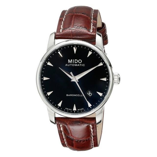 b0b1319cbff Relógio Mido Baroncelli - Masculino Social - Estado de Novo
