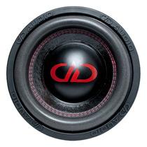 Subwoofer Digital Design Dd 208 Red Line 300w Rms 4 Ohms