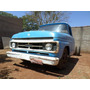 Ford F350 1971 Bom P/ Hot Rod F100 Truck C/ Dock Sem Mecanic
