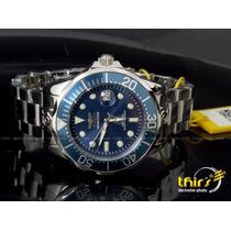 Invicta Grand Diver Automatico Original 16036 Tamanho 47 Mm