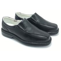 Sapato Antistress Palmilha Anatomico Social Masculino