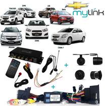 Desbloqueio Mylink Gm + Camera De Re + Tv Digital + Frete