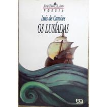 Livro - Os Lusiadas - Luis De Camoes - Ed. Atica