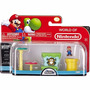 Micro Land Super Mario Bros Small Dtc 3526 Mario