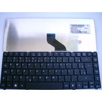 Teclado Acer Aspire P/n Aezq1600010 4739z 4738z Portugues Br