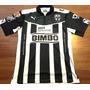 Camisa Monterrey Do México 2016 Uniforme 1 Completa