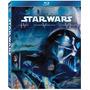 Star Wars Trilogia Original Episodios 4 5 E 6 Bluray C/ Luva