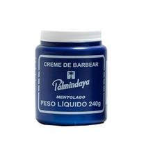 Creme De Barbear Palmindaya Com 240 Gramas