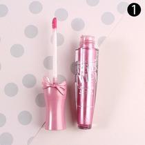 Kit C/6 Batons Lip Gloss Da Kleancolor Puckervip+brinde