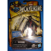 Wolverine Marvel Universe Shadow Strike Attack Ninja