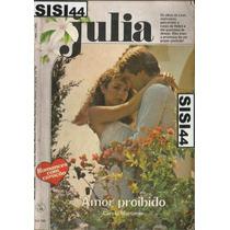 Julia Florzinha Amor Proibido Carole Mortimer Nº138